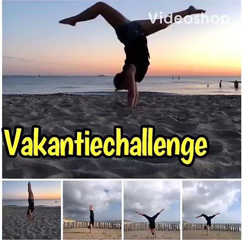 challenge van simone