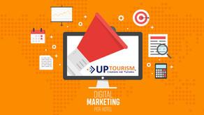Il Digital Marketing per Hotel e strutture turistiche
