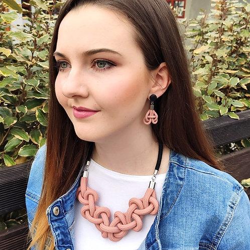 Minea nyaklánc - púder
