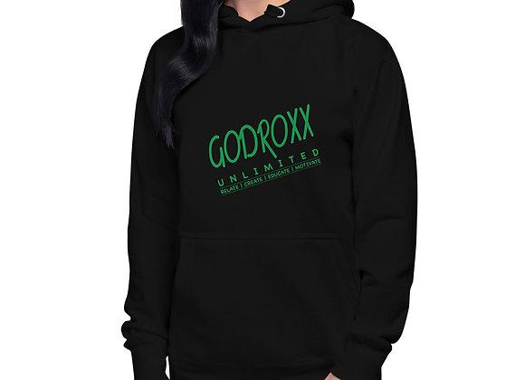 Godroxx Unlimited Unisex Hoodie