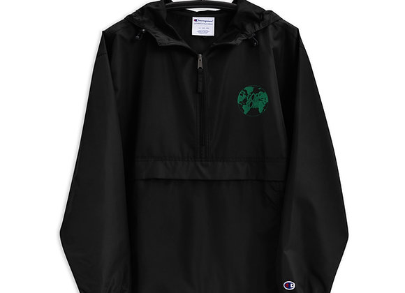 Godroxx Embroidered Champion Packable Jacket