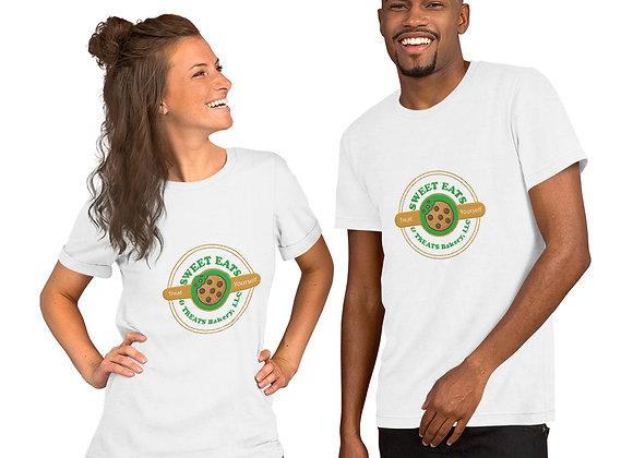 Sweet Eats & Treats Bakery Short-Sleeve Unisex T-Shirt