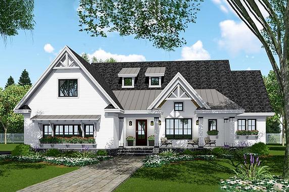 modern farm house design