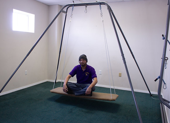 Adult Plywood Platform swing seat