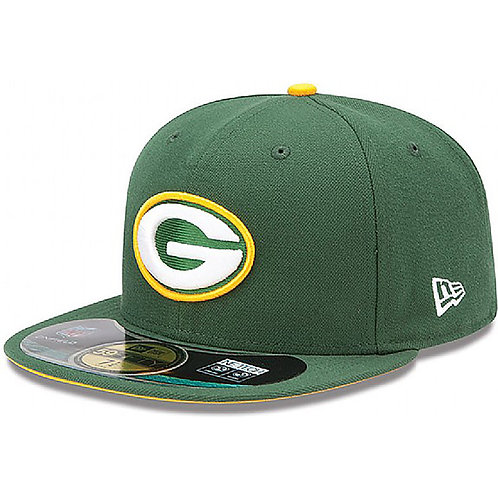 Green Bay Packers ON FIELD 59Fifty New Era