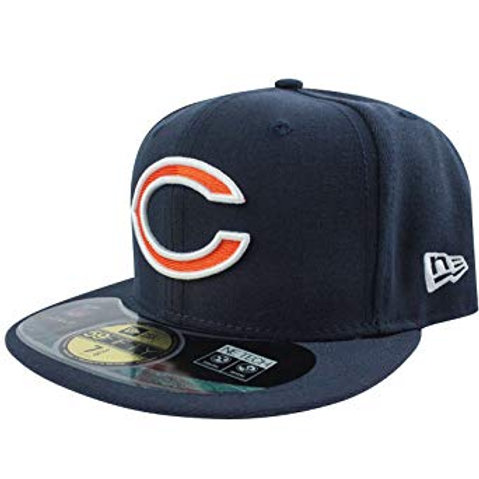 Chicago Bears ON FIELD 59Fifty New Era
