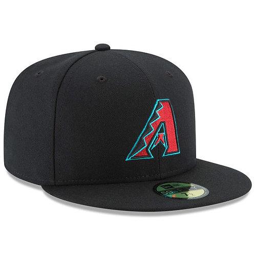Arizona Diamondbacks New Era Black Alternate 5950