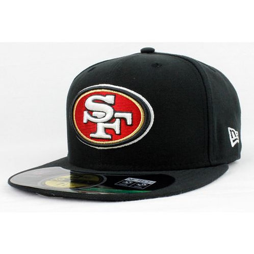 San Francisco 49ers ON FIELD 59Fifty New Era