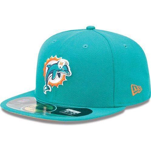 Miami Dolphins ON FIELD 59Fifty New Era