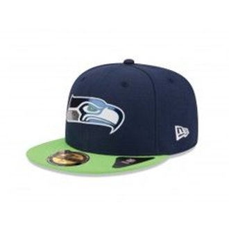 Seattle Seahawks NFL15 Draft 59Fifty New Era