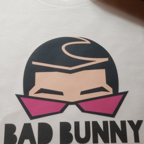 Bad Bunny Poly Tee (womens)