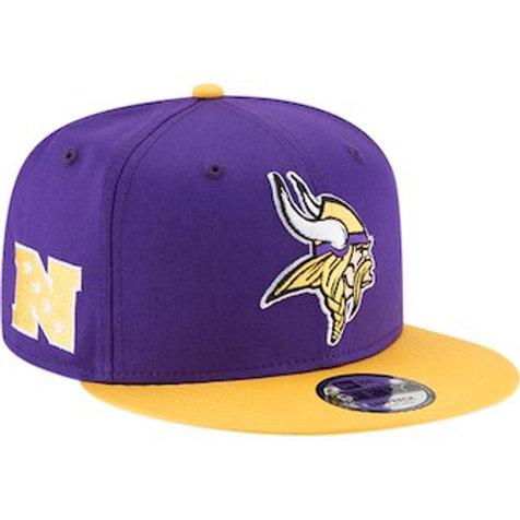 Minnesota Vikings Snapback 9Fifty New Era