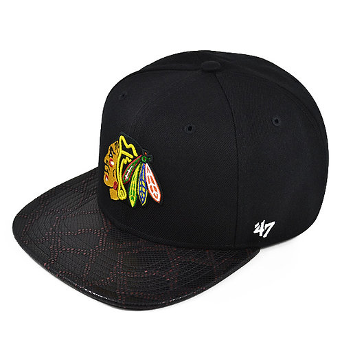CHICAGO BLACKHAWKS CONSTRICTOR SNAPBACK