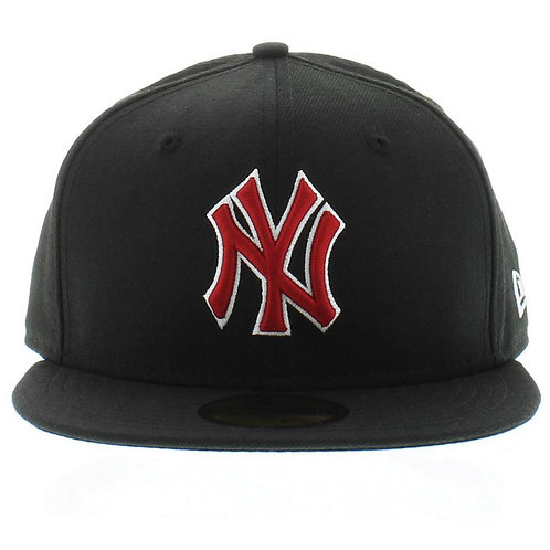 NY Yankees Black And Red