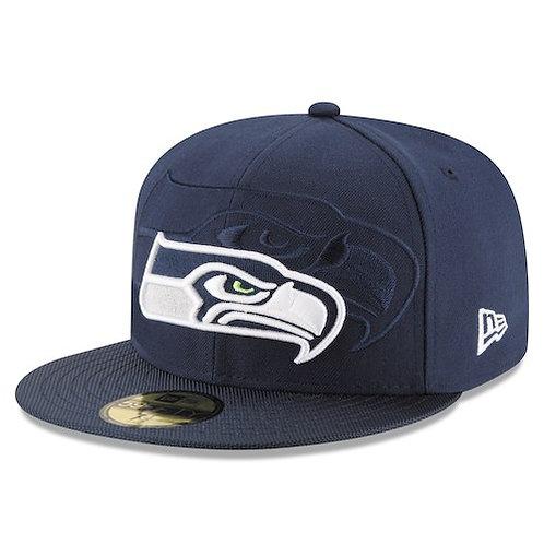 Seattle Seahawks NFL16 ON FIELD SL 59Fifty New Era
