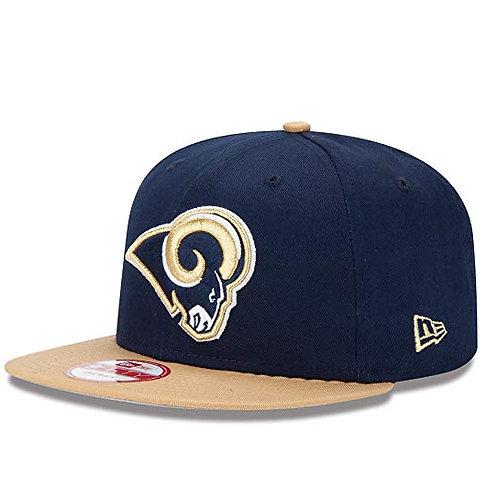 St. Louis Rams Baycik Snapback 9Fifty New Era