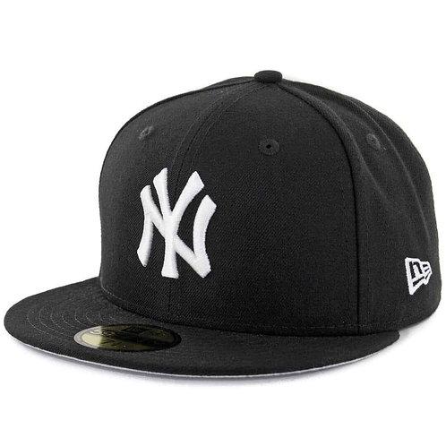 NY YANKEES BLACK AND WHITE 5950
