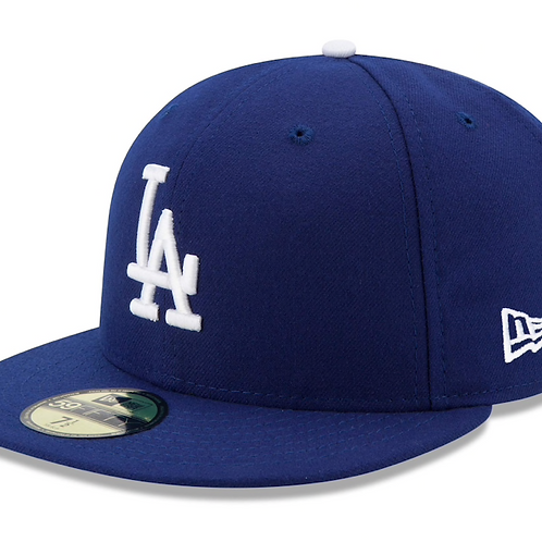 Los Angeles Dodgers New Era Royal Authentic Collection On Field 59FIFTY