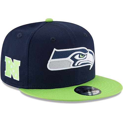 Seattle Seahawks Baycik Snapback 9Fifty New Era