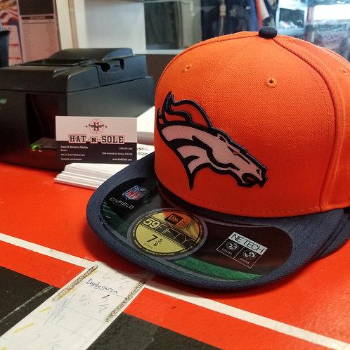 Denver Broncos 5950 org/nvy 2tone