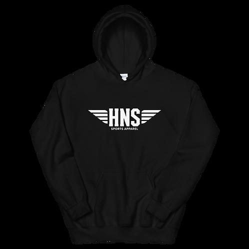 HNS Hoodie Nightly Black