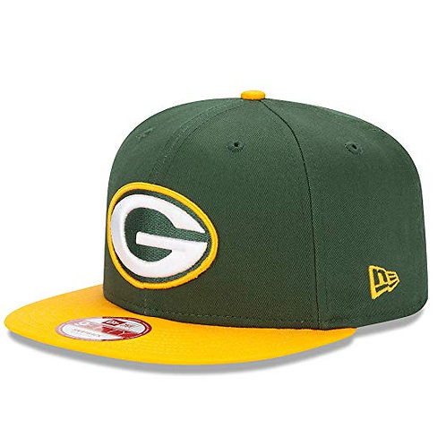Green Bay Packers Baycik Snapback 9Fifty New Era