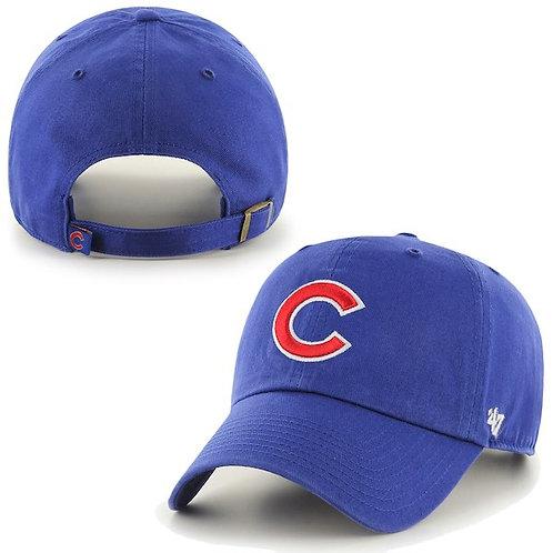 CHICAGO CUBS DAD HAT