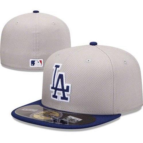 LA Dodgers Grey 2Tone Size 8