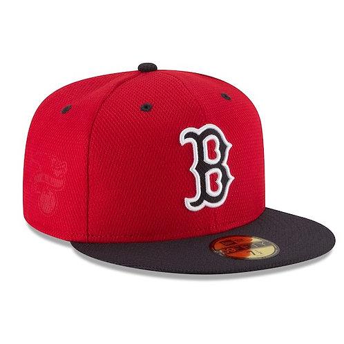 Boston Red Sox New Era Red/Navy Game Diamond Era 59FIFTY