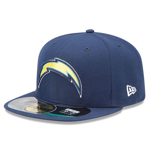 San Diego Chargers ON FIELD 59Fifty New Era