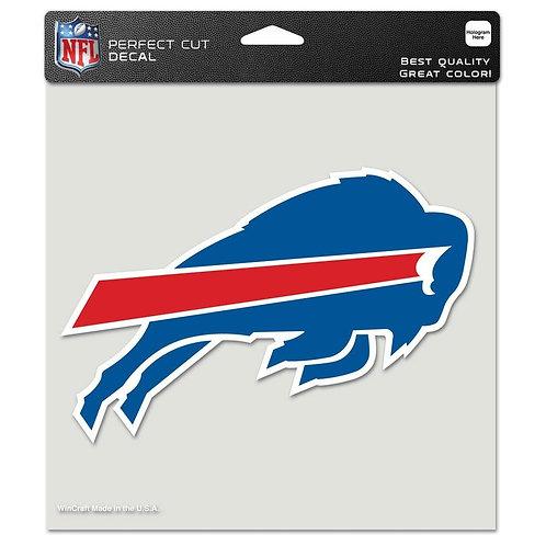 "Buffalo Bills 8""X8"" Decal"