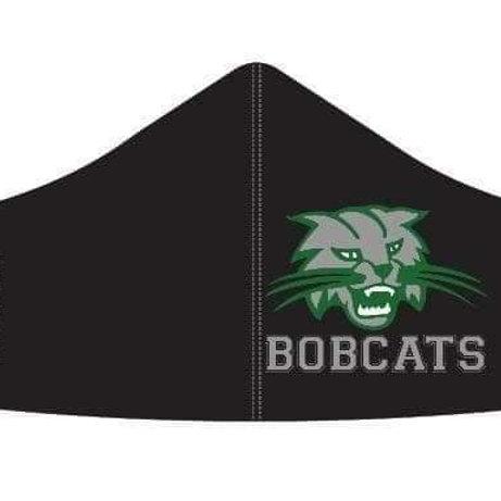 Bobcats Face Mask Fave