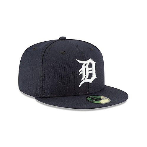 Detroit Tigers New Era Navy Authentic Collection 5950