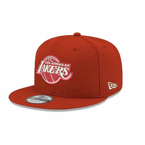 LA LAKERS SCARLET RED 9fifty