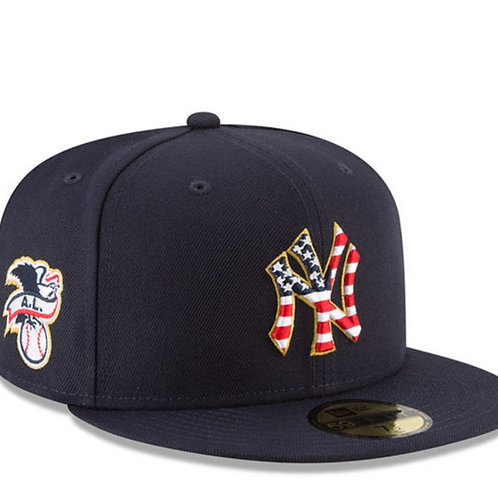 NY YANKEES 4TH OF JULY 5950
