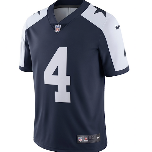 Dallas Cowboys Dak Prescott Nike Game Rep Jersey