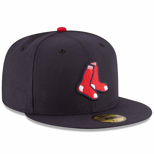 Boston Red Sox Navy Alternate Authentic Collection 5950