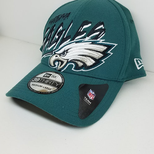 Philadelphia Eagles Speed Tilt 39Thirty New Era