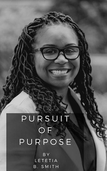 Pursuit of Purpose Workbook