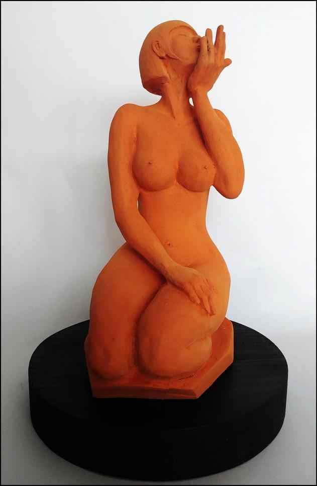 tempt pinky(27x30x40)terracotta