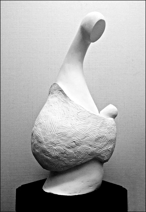 proud white(45x20x20)paper clay