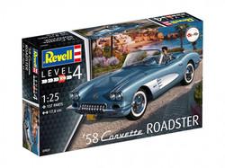 Revell 58 Corvette