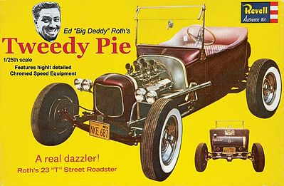 Revell Ed Roth Tweedy Pie