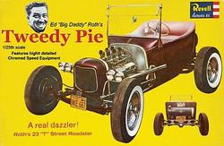 Revell Ed Roth Tweedy Pie