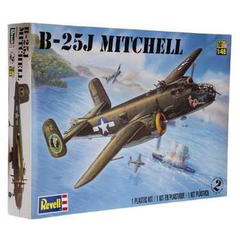 Revell B-25