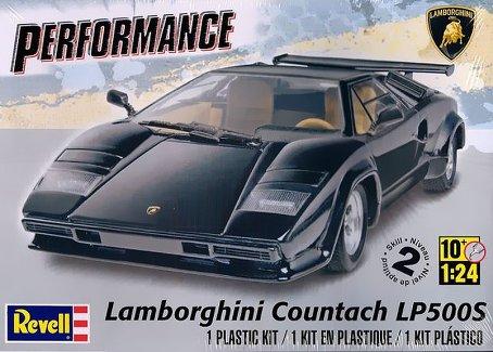 Revell Lamborghini Countach