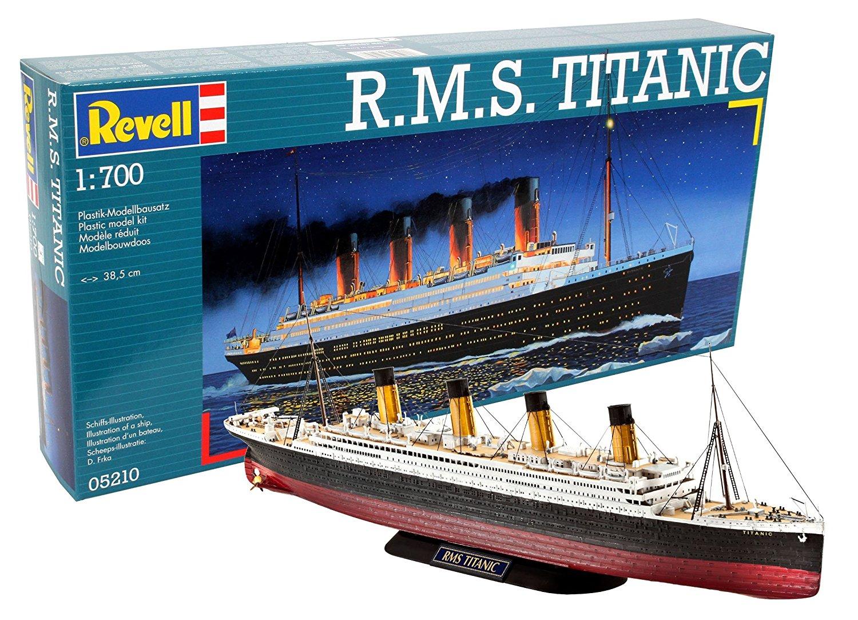 Revell Titanic