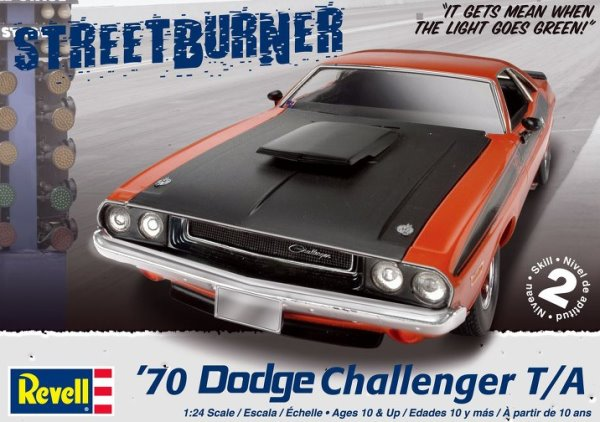 Revell Challenger T/A