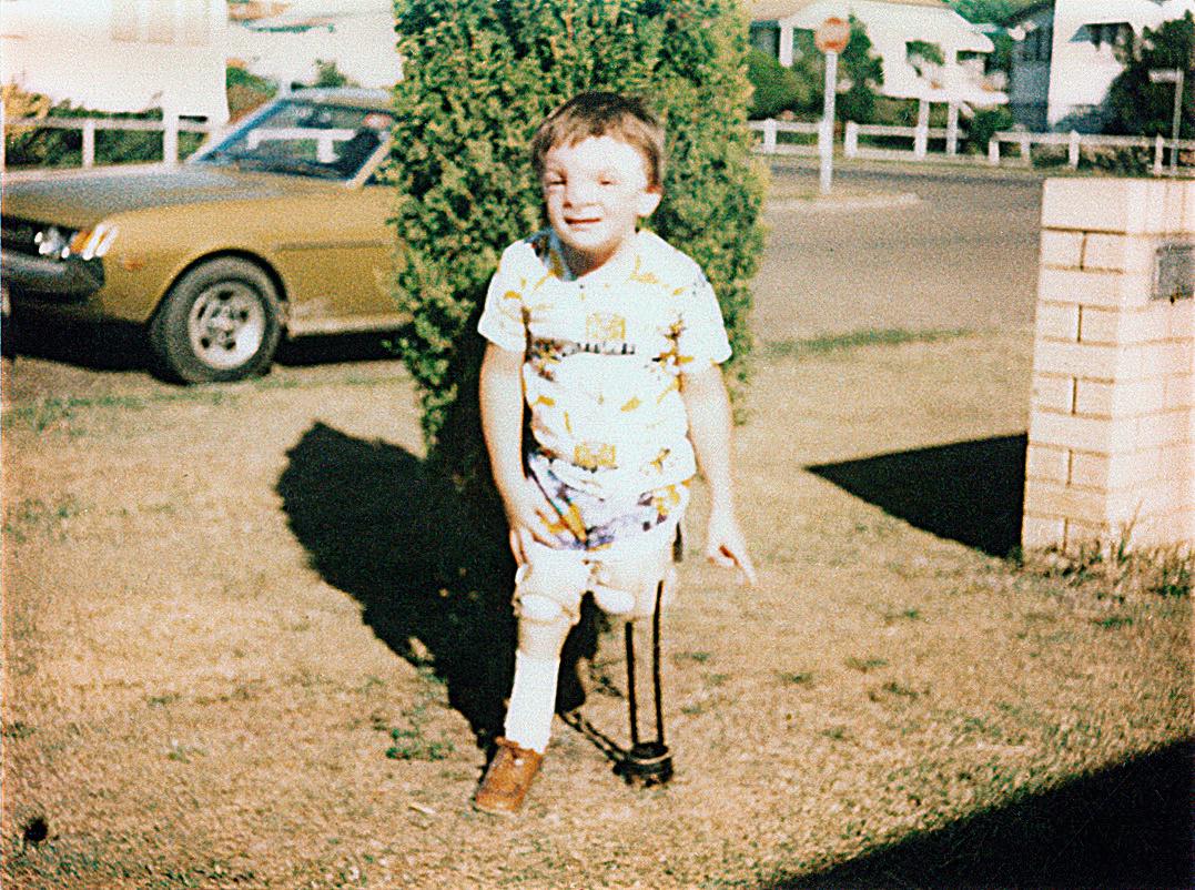 Young Robert