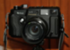 Fuji 690 6x9cm film camera